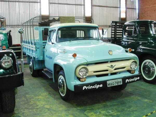 1961 Ford F350