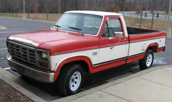 1980 Ford F350 - Information and photos - MOMENTcar