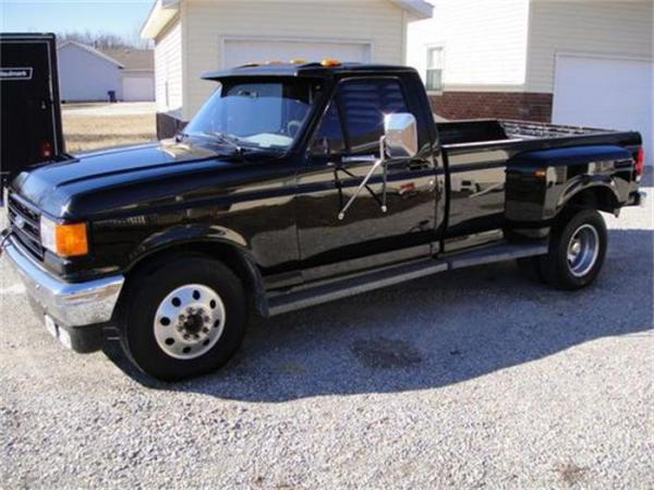 Ford F350 1988 #1