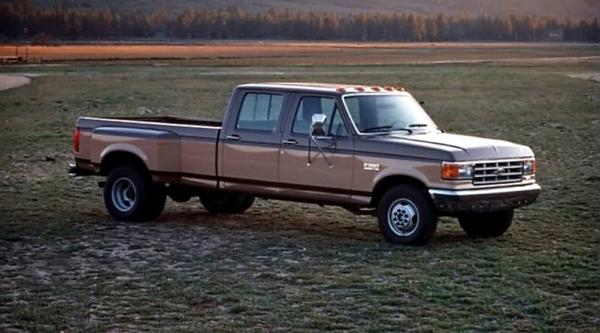 Ford F350 1988 #4