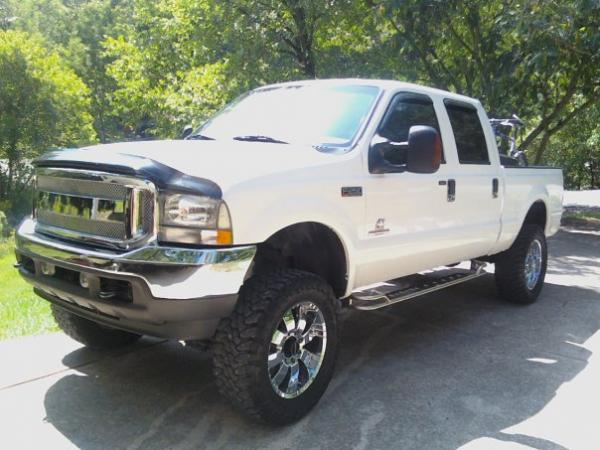 Ford F-350 Super Duty 2004 #4