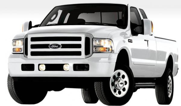 Ford F-350 Super Duty 2006 #4