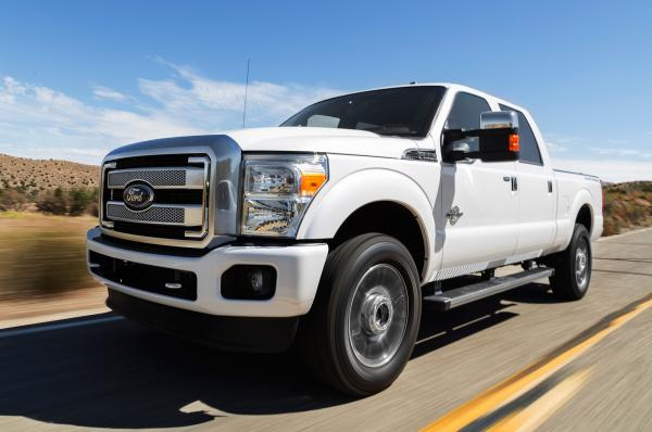 Ford F-350 Super Duty 2015 #2