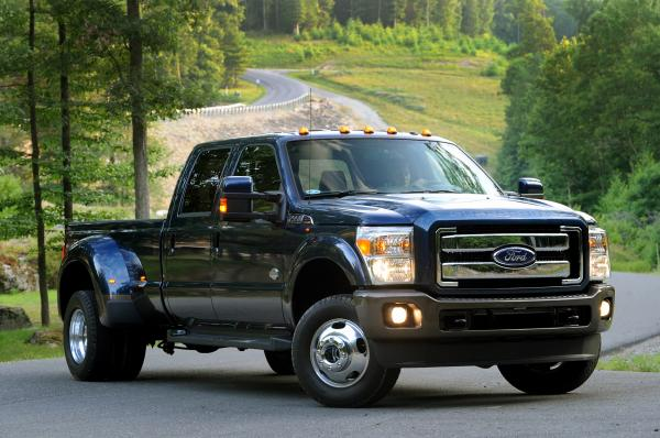 Ford F-350 Super Duty 2015 #3