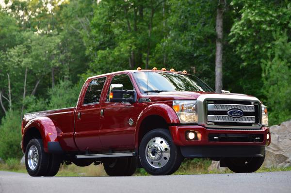 Ford F-450 Super Duty 2015 #5