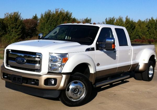 Ford F-450 Super Duty King Ranch #5