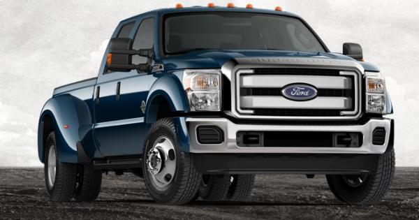 Ford F-450 Super Duty Platinum #2