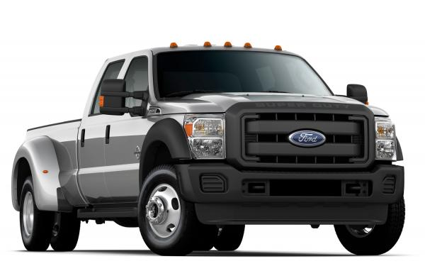 Ford F-450 Super Duty XL #1