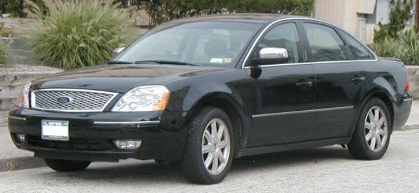 Ford Five Hundred #4