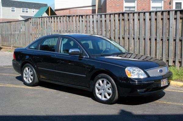 Ford Five Hundred Limited #1