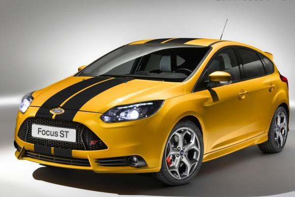 Ford Focus ST 2013 #1