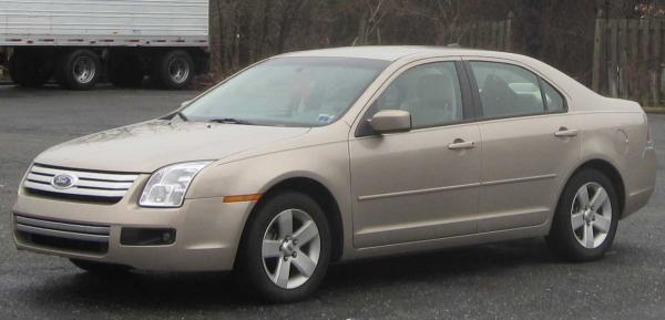 Ford Fusion 2008 #1