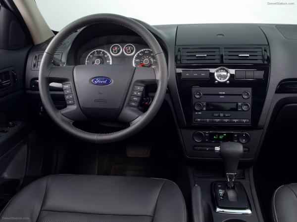 Ford Fusion 2008 #5