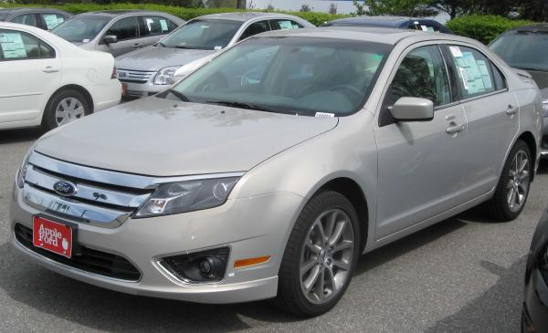Ford Fusion 2010 #2