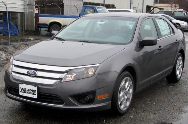 Ford Fusion 2010 #4