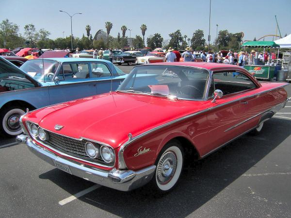 Ford Galaxie #1