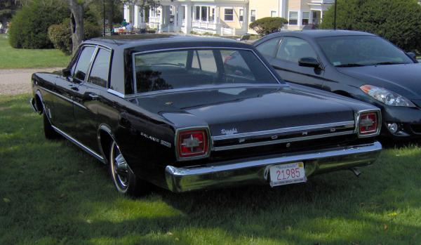 Ford Galaxie 500 #2