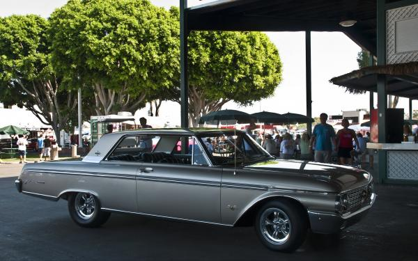 Ford Galaxie 500 XL 1962 #4