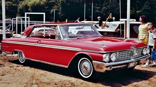 Ford Galaxie 500 XL 1962 #5