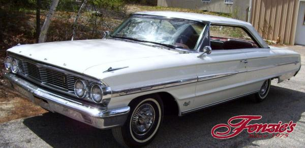 Ford Galaxie 500 XL #4