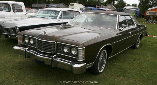 Ford LTD Brougham #3