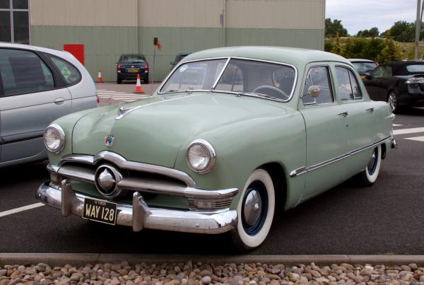 1949 Ford Model 98 Ba Information And Photos Momentcar