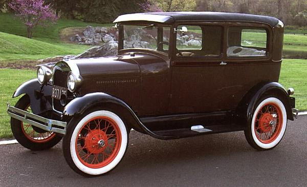 Ford Model A 1929 #3