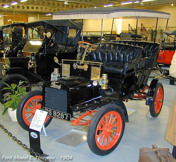 Ford Model C #2