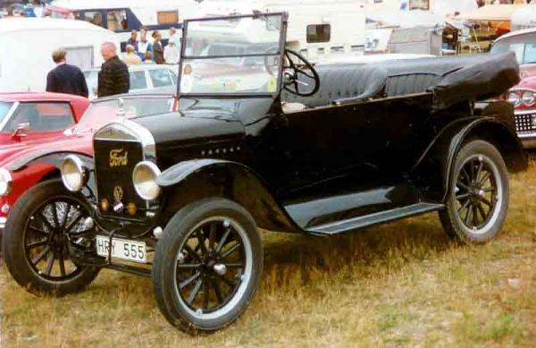 Ford Model T 1925 #2