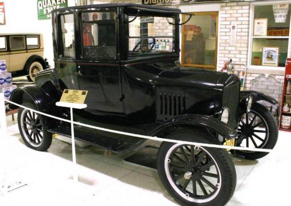 Ford Model T 1925 #4