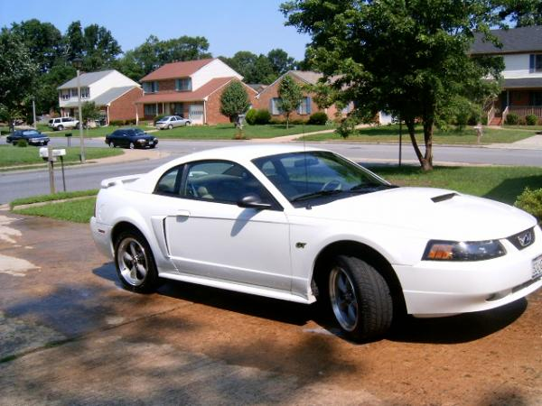 Ford Mustang 2002 #3