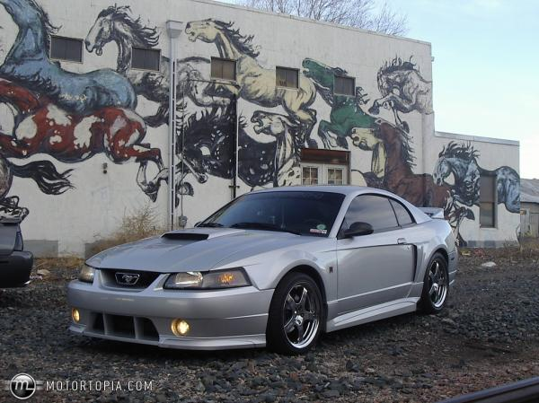 Ford Mustang 2004 #2