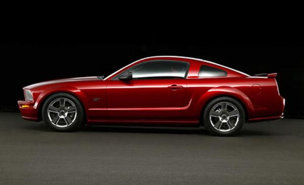 Ford Mustang 2007 #4