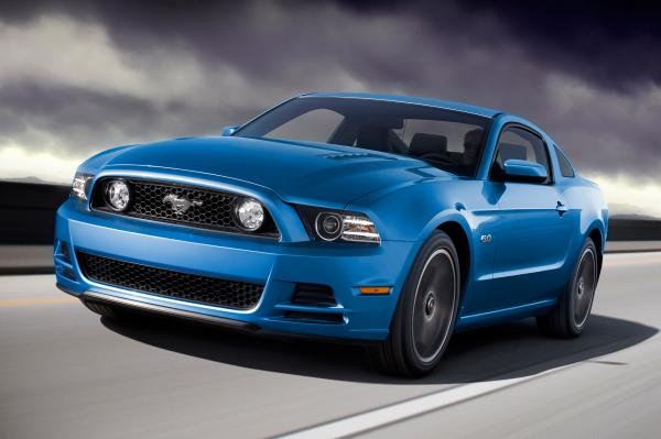 Ford Mustang 2014 #3