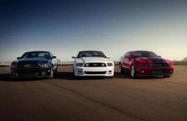 Ford Mustang 2014 #4