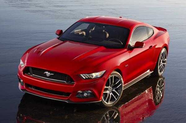Ford Mustang 2015 #3