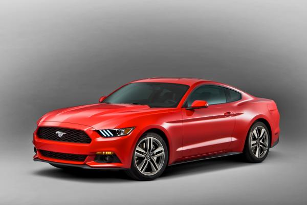 Ford Mustang 2015 #4