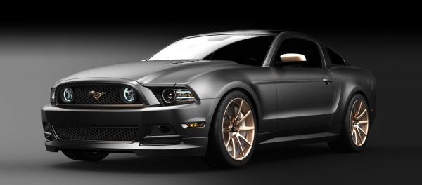 Ford Mustang GT #4