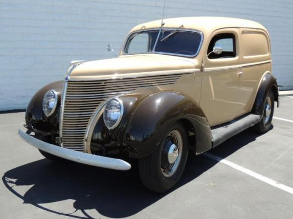 1938 Ford Panel