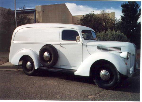 1942 Ford Panel
