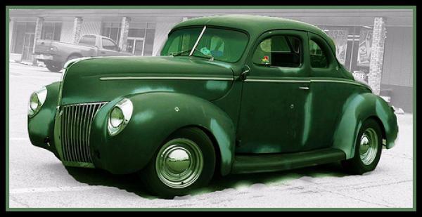 1944 Ford Panel