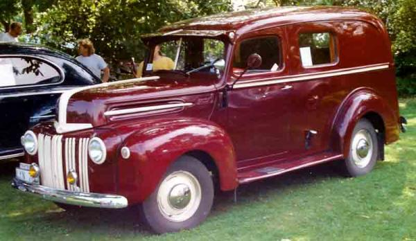 1946 Ford Panel