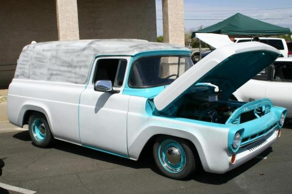 1957 Ford Panel