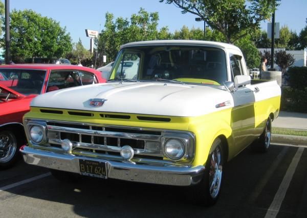 1961 Ford Pickup