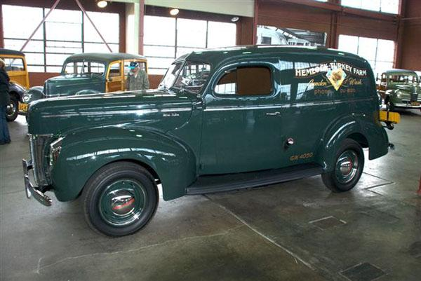 1942 Ford Sedan Delivery