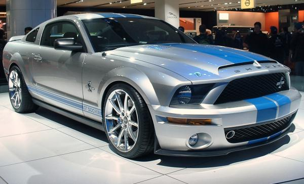 Ford Shelby GT500 #4
