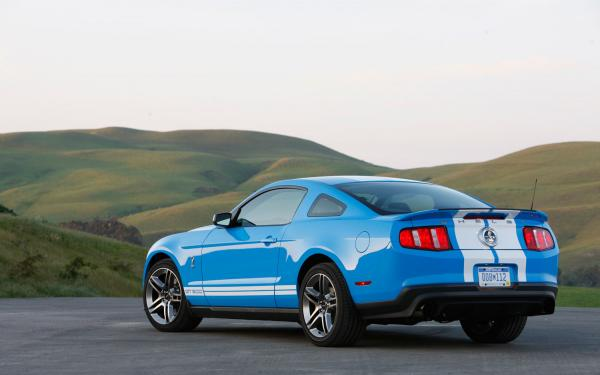 Ford Shelby GT500 2010 #3