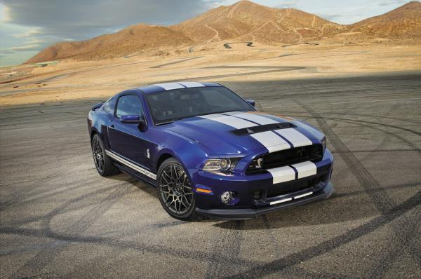 Ford Shelby GT500 2014 #1