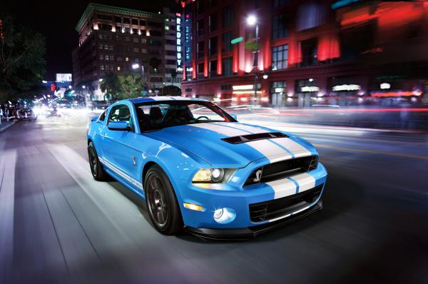 Ford Shelby GT500 2014 #4