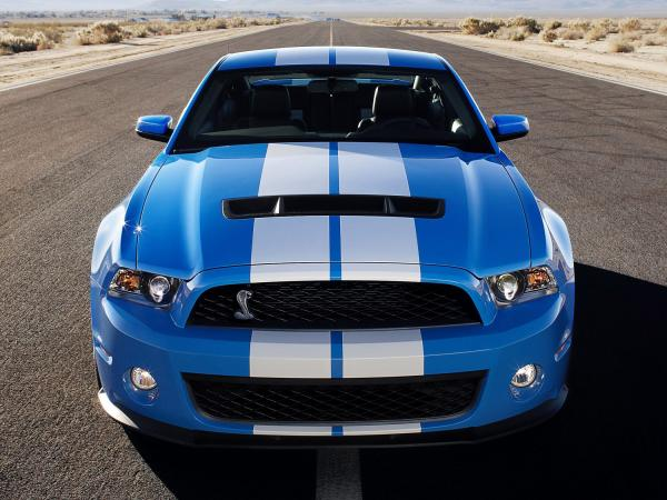 Ford Shelby GT500 Base #2